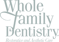 whole family Dentistry logo